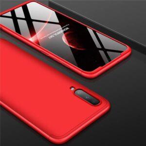 3 Fashion 360 Full Body Hard Hybrid Plastic Phone Case For Samsung Galaxy M10 M20 M30 A10