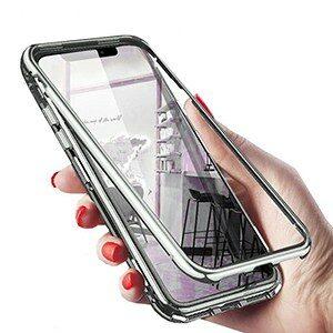3 Original for xiaomi cc9 case Magnetic Adsorption Metal Case for xiaomi 8 9 8 9 se