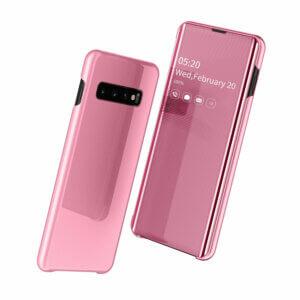 3 Smart Clear View Flip Case for Samsung A30 A50 A70 2019 S10 S9 S8 Plus S10e 300x300 1