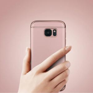 4 KOOSUK Brand Phone Cover For Samsung S7 Edge Back Case for Samsung Galaxy S7 S6 Edge