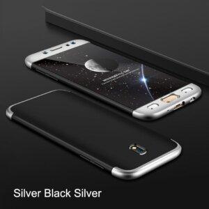 5 360 Degree Full Protection Cases For Samsung Galaxy J7 J5 J3 2017 J2 J4 J6 A6