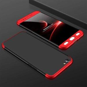 5 360 Full Protection Case For Oppo F3 Slim Hard PC Plastic 3 In 1 Back Cover