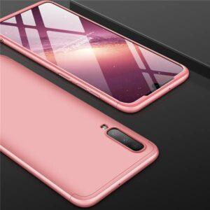 5 Fashion 360 Full Body Hard Hybrid Plastic Phone Case For Samsung Galaxy M10 M20 M30 A10