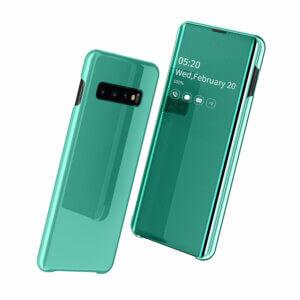5 Smart Clear View Flip Case for Samsung A30 A50 A70 2019 S10 S9 S8 Plus S10e