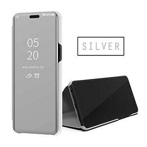5 Touch Flip Case For Samsung A10 A20 E A30 A50 A70 A40 A60 A80 A90 M10 1 2