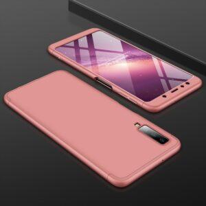 7 For Samsung A40 Case 360 Phone Case For Samsung Galaxy A7 A6 A8 A9 J6 J8