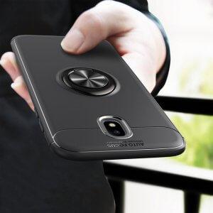 For Samsung J3 J5 J7 Pro 2017 Ring Case Car Holder Stand Back Cover For Samsung 2