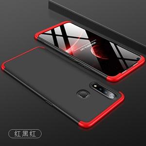 GKK 3 in 1 360 Degree Full Boby Shockproof PC phone cases cover for Vivo Z5x 0 min