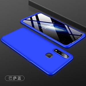 GKK 3 in 1 360 Degree Full Boby Shockproof PC phone cases cover for Vivo Z5x 2 min