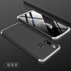 GKK 3 in 1 360 Degree Full Boby Shockproof PC phone cases cover for Vivo Z5x 3 min