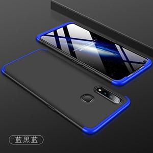 GKK 3 in 1 360 Degree Full Boby Shockproof PC phone cases cover for Vivo Z5x 4 min