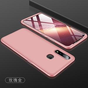 GKK 3 in 1 360 Degree Full Boby Shockproof PC phone cases cover for Vivo Z5x 7 min