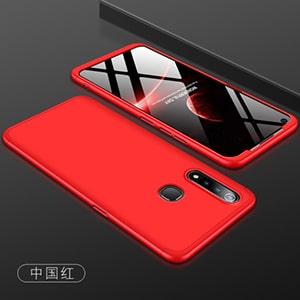 GKK 3 in 1 360 Degree Full Boby Shockproof PC phone cases cover for Vivo Z5x 8 min