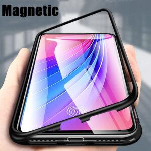Magnetic Case for VIVO V9 V11 V11i V15 V17 S1 Pro Y91 Y93 Y95 Y17 Case 1
