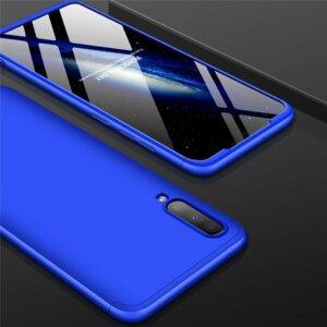 Samsung Galaxy A50 Hardcase 360 Protection Blue