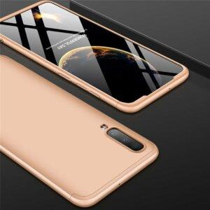 Samsung Galaxy A50 Hardcase 360 Protection Gold