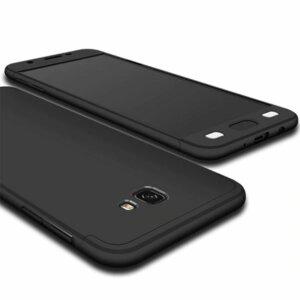 Samsung Galaxy J7 Prime Hardcase 360 Protection Black
