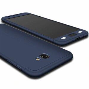 Samsung Galaxy J7 Prime Hardcase 360 Protection Blue 1