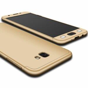 Samsung Galaxy J7 Prime Hardcase 360 Protection Gold