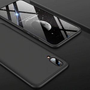 VIVO V11 V11 Pro Hardcase 360 Protection Black
