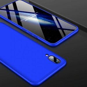 VIVO V11 V11 Pro Hardcase 360 Protection Blue