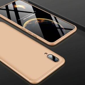 VIVO V11 V11 Pro Hardcase 360 Protection Gold