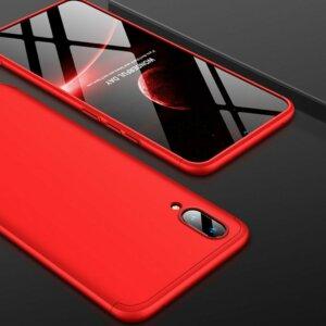 VIVO V11 V11 Pro Hardcase 360 Protection Red