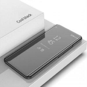 Xiaomi Redmi Note 7 Clear View Standing Cover Case Black