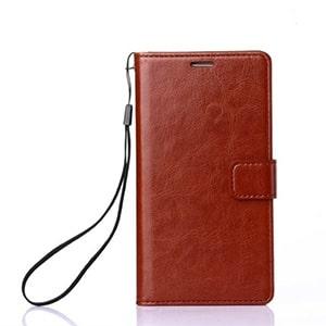 card holder cover case for Vivo V7 V7 Plus Pu leather case retro wallet flip cover 1 1 min