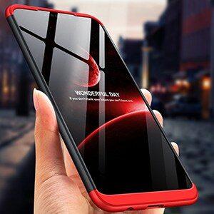 0 Huawei Nova 3i Case Luxury 360 Degree Full Protection Drop proof Armor Hybrid Anti knock Hard