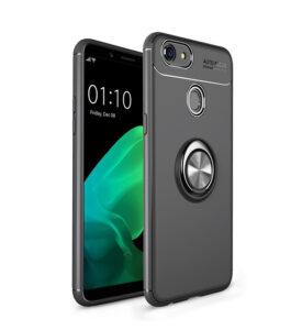 0 Magnetic Ring Case For OPPO Realme 5 pro Q 2 3 X Lite XT X2 C2