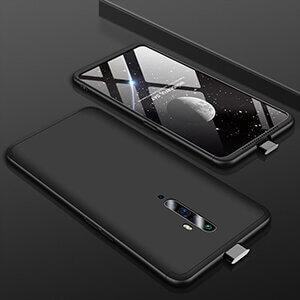1 360 Degree Full Cover Case For OPPO Reno 2Z Case Shockproof Matte Phone Cover For Oppo