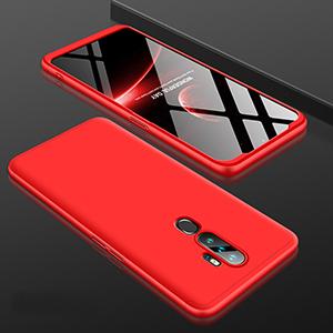 1 GKK Original Case for OPPO A5 2020 Case 3 in 1 Full Protection Shockproof Hard Matte