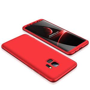 1 Original S9plus Case For Samsung Galaxy S8 S9 Plus Hard Armor Cover 360 Full Protector Phone