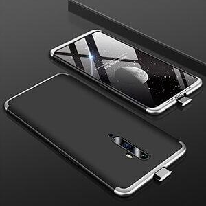 3 360 Degree Full Cover Case For OPPO Reno 2Z Case Shockproof Matte Phone Cover For Oppo