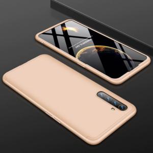 6 3 in 1 full Protective Case For OPPO Realme XT X2 K5 Case Full Back Cover