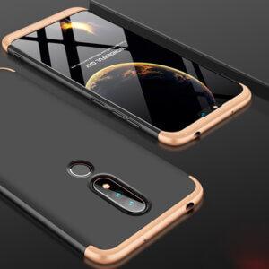 0 GKK Original Case for Nokia X6 2018 6 1 Plus Case 3 in 1 Design 360