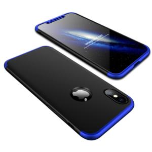 0 GKK Original Case for iPhone X 10 Case 360 Degree Full Protection Hard PC 3 in