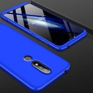 1 GKK Original Case for Nokia X6 2018 6 1 Plus Case 3 in 1 Design 360