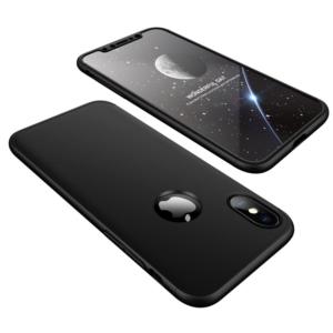 1 GKK Original Case for iPhone X 10 Case 360 Degree Full Protection Hard PC 3 in