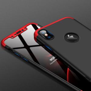 2 GKK Original Case for iPhone X 10 Case 360 Degree Full Protection Hard PC 3 in