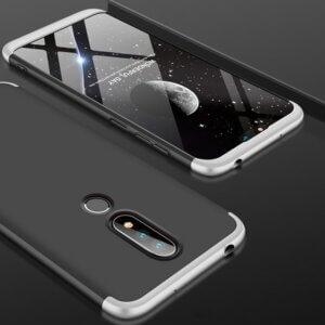3 GKK Original Case for Nokia X6 2018 6 1 Plus Case 3 in 1 Design 360
