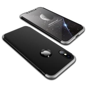 3 GKK Original Case for iPhone X 10 Case 360 Degree Full Protection Hard PC 3 in