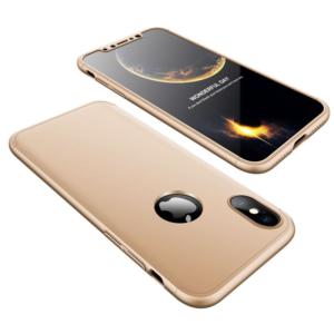 4 GKK Original Case for iPhone X 10 Case 360 Degree Full Protection Hard PC 3 in