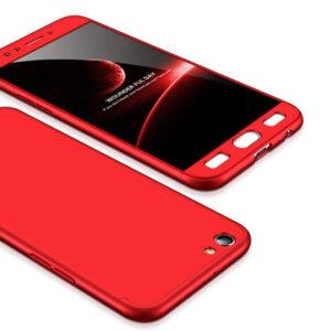 4 OPPO F3 Case Luxury Business KOOSUK 3 in1 360 Full Protection Phone Cover For Oppo F3