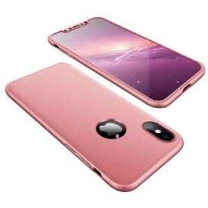 5 GKK Original Case for iPhone X 10 Case 360 Degree Full Protection Hard PC 3 in