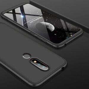 7 GKK Original Case for Nokia X6 2018 6 1 Plus Case 3 in 1 Design 360