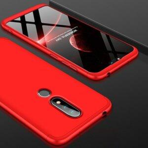 8 GKK Original Case for Nokia X6 2018 6 1 Plus Case 3 in 1 Design 360