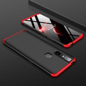 0 Original For VIVO V15 Case Cover Luxury Full Protective Ring Magnetism Holder PC Shockproof Shell sFor