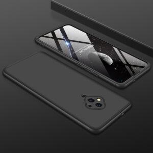 0 Vivo V17 Case 360 Degree Full Protection Hard PC Shockproof Matte Case For Vivo V17 S1 2